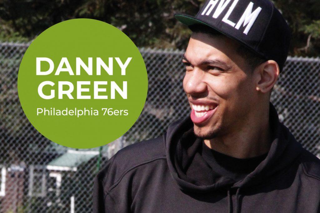 Danny Green, Guest Pro, NBA, Philadelphia 76ers